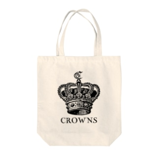 CROWNSトートバッグ Tote bags
