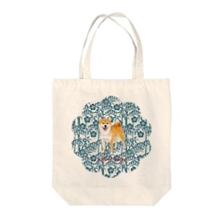 柴犬(松竹梅)Ⅲ Tote bags