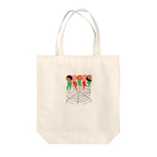 ドーナツコレクション Tote bags