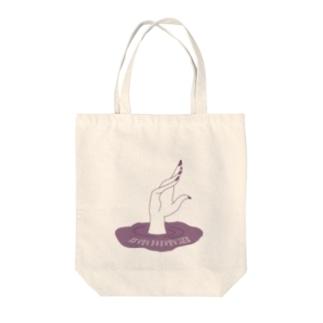 市川市沼(スモピン) Tote bags