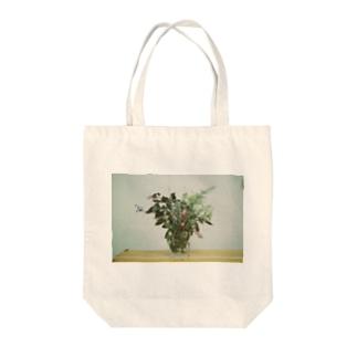 花束なかばん Tote bags
