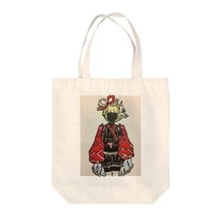 座敷童子 Tote bags