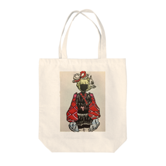 kesiの座敷童子 Tote bags