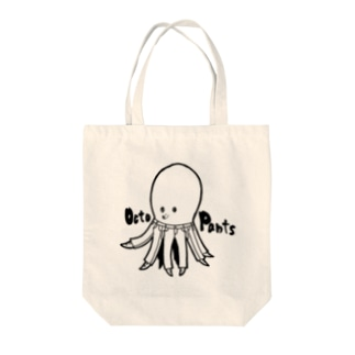 OctoPants Tote bags
