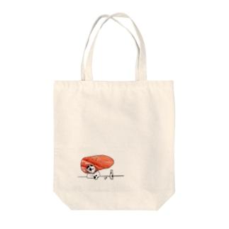 博多のことで、あたまがいっぱい Tote bags