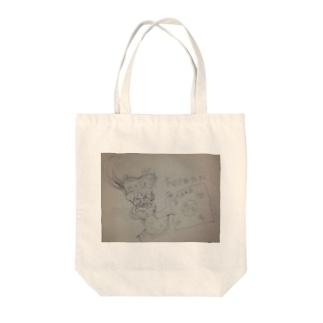 韓国人 Tote bags