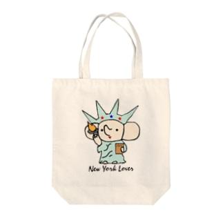 パーキーシリーズ Tote bags