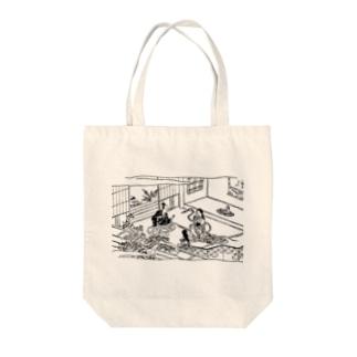 蛇性の淫 Tote bags