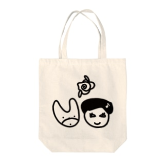 Kekyo & Yoritan RECORDS -Logo Tote bags