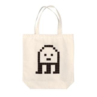 ウチュウジンガアラワレタ! Tote bags