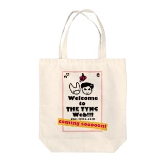 THE TYNC [Coming Soon ! - ROSE2]  トートバッグ