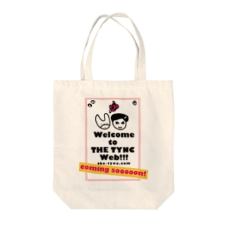 THE TYNC [Coming Soon ! - ROSE2]  Tote bags
