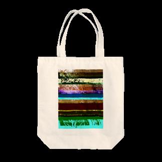 レオナのGlitch(Maidenhair Tree) Tote bags