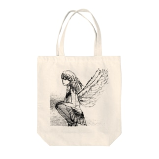 angelchan Tote bags