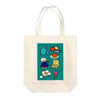 たべる Tote Bag