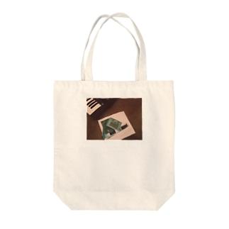 やさしい部屋 Tote bags