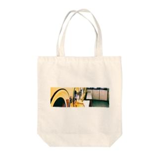 タッパー Tote bags
