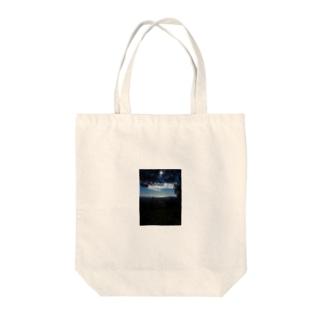バルセロナ一望 Tote bags