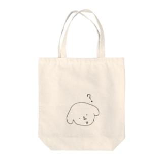 じんめん犬 Tote bags