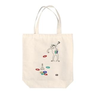 輪投げ(codycoby) Tote bags