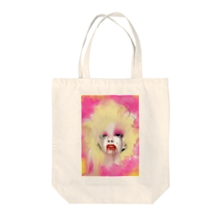 THEND Tote bags