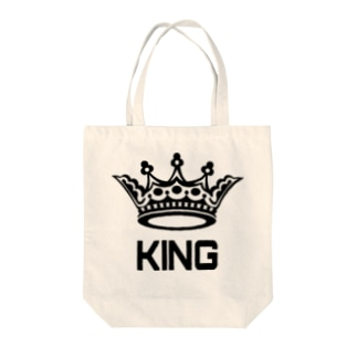 QUEEN【KINGバージョン】 オリジナルグッズ Tote bags