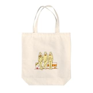 座談会 Tote bags