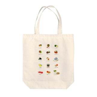 みやざき名物 Tote bags