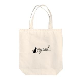 nyaaat公式ネコアイテム Tote Bag