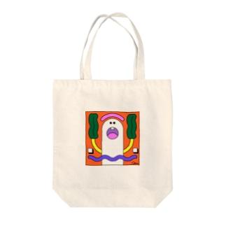 わかめのみそしる Tote bags