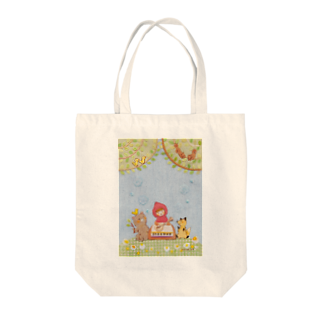 marmelo*のかわいい音色 Tote bags