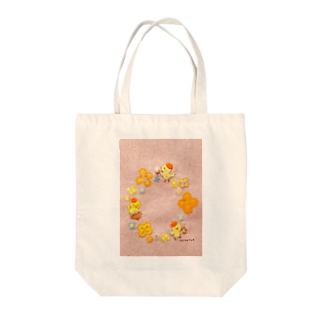 marmelo*のとりさん楽団 Tote bags