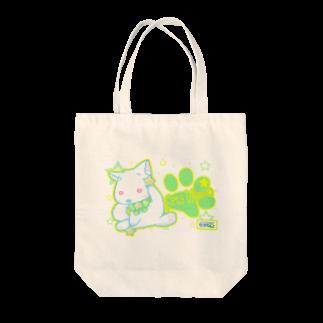 セタわんこ(第2期わんこ期)のセタわんこの星いっぱい♪ Tote bags