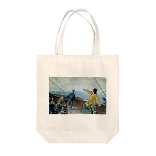 クリスチャン・クローグ《アメリカを発見したレイフ・エリクソン》 Tote Bag