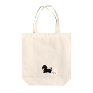 ダックス サン君 小 Tote bags