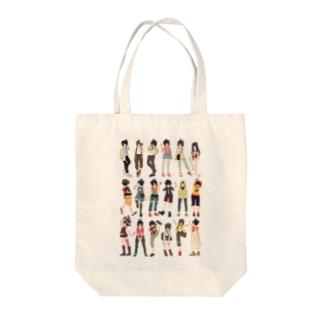 ファッションバリエーション Tote bags