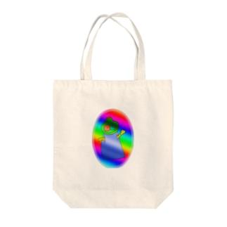 虹雛のパルパリーノ Tote bags