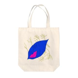 マジャグモ Tote bags