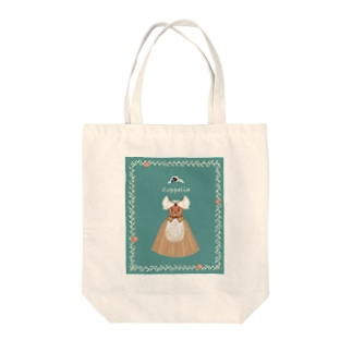 Coppelia act1 Tote bags