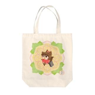 万華鏡炒飯(てとら) Tote bags