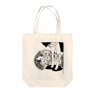 good night. Tote bags