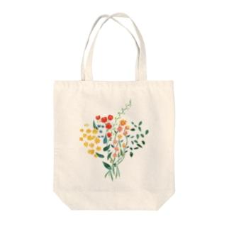 りんごの花 トートバッグ