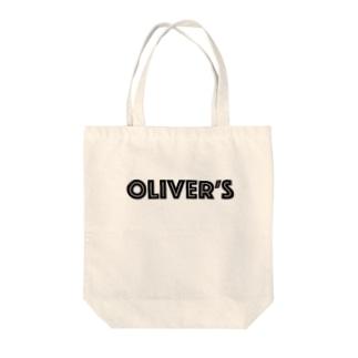 Oliver's logo トートバッグ
