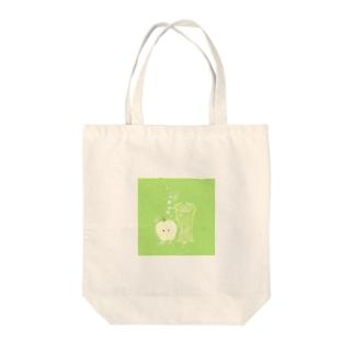 #トウメイの隣人/果実酒 Tote bags