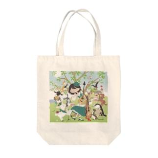 Yukaバースデー Tote bags