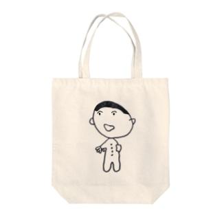 ケン坊 Tote bags