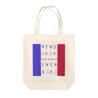 よんじょう先生 Tote bags