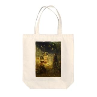 イリヤ・レーピン 《海底の王国でのサドコ》 Tote bags