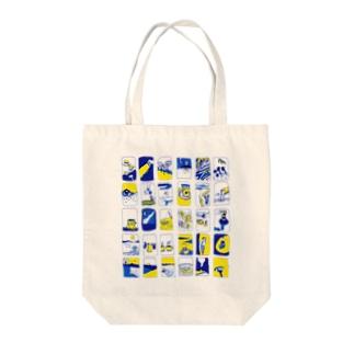 フィンランドのサマーコテージ Tote bags
