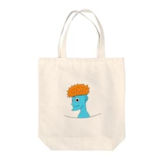Hito Tote bags